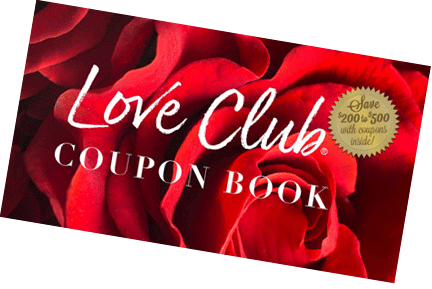 Love Club Coupon Book