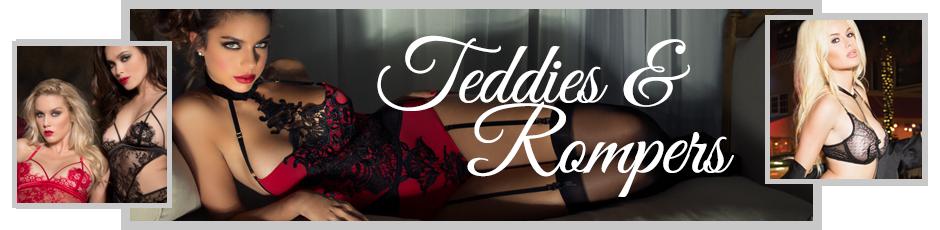 Teddies & Rompers