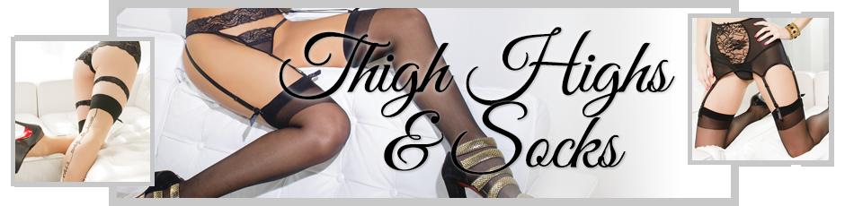 Thigh Highs & Socks
