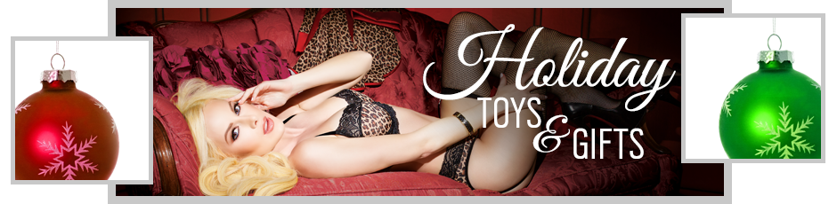 Holiday Adult Toys & Gifts