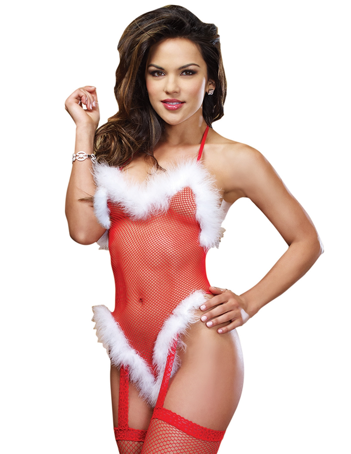 North Pole Sexy Teddy