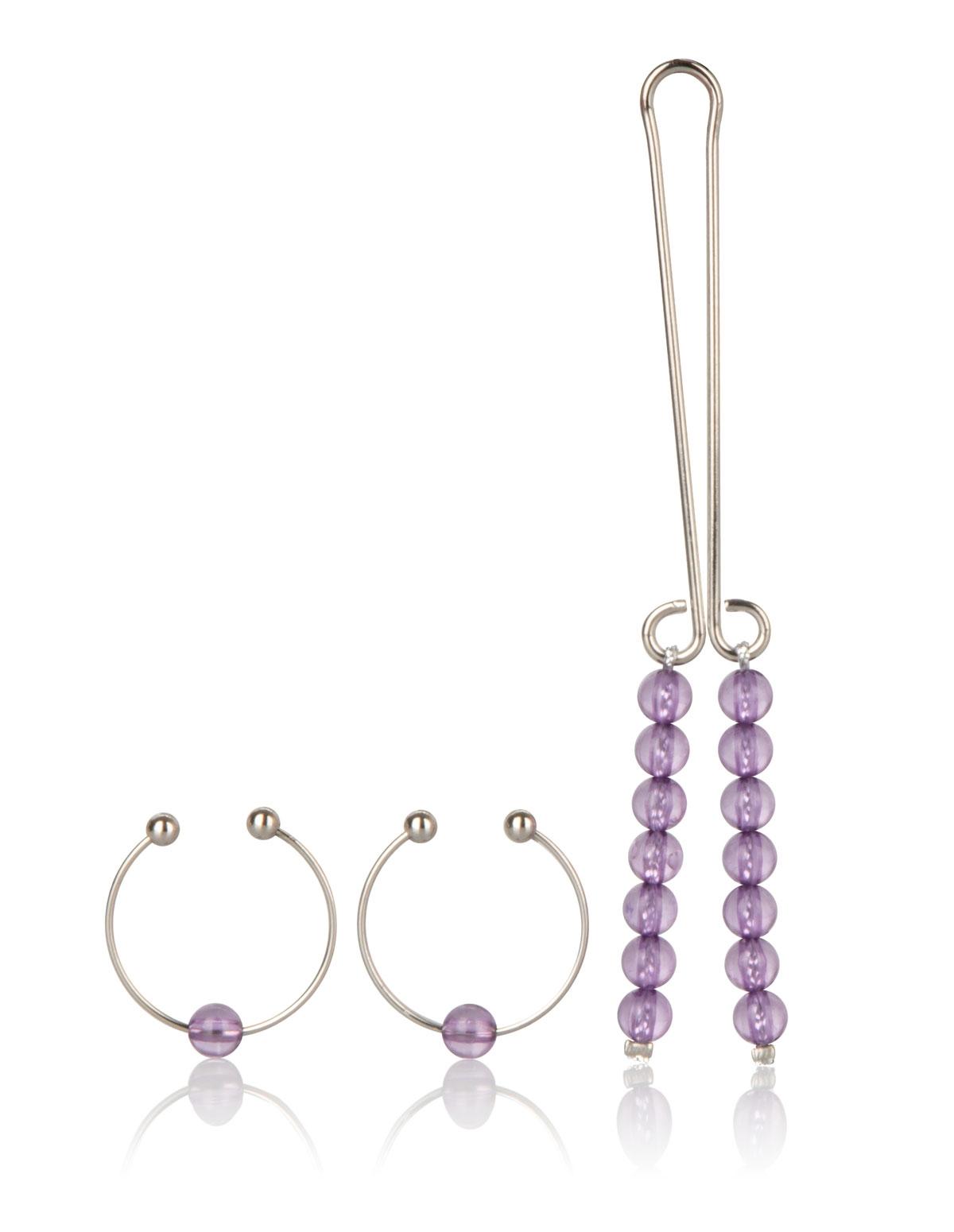 Nipple/Clit Jewelry Amethyst