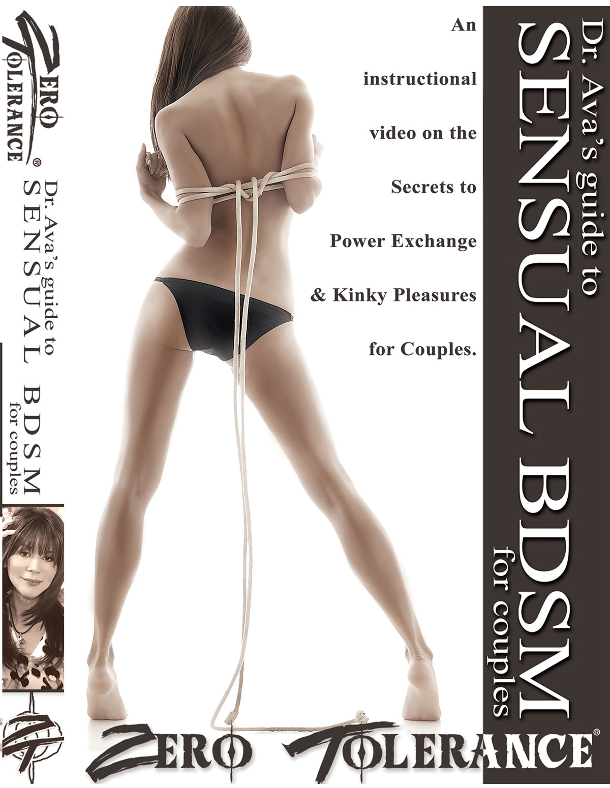 Sensual Bdsm For Couples Dvd