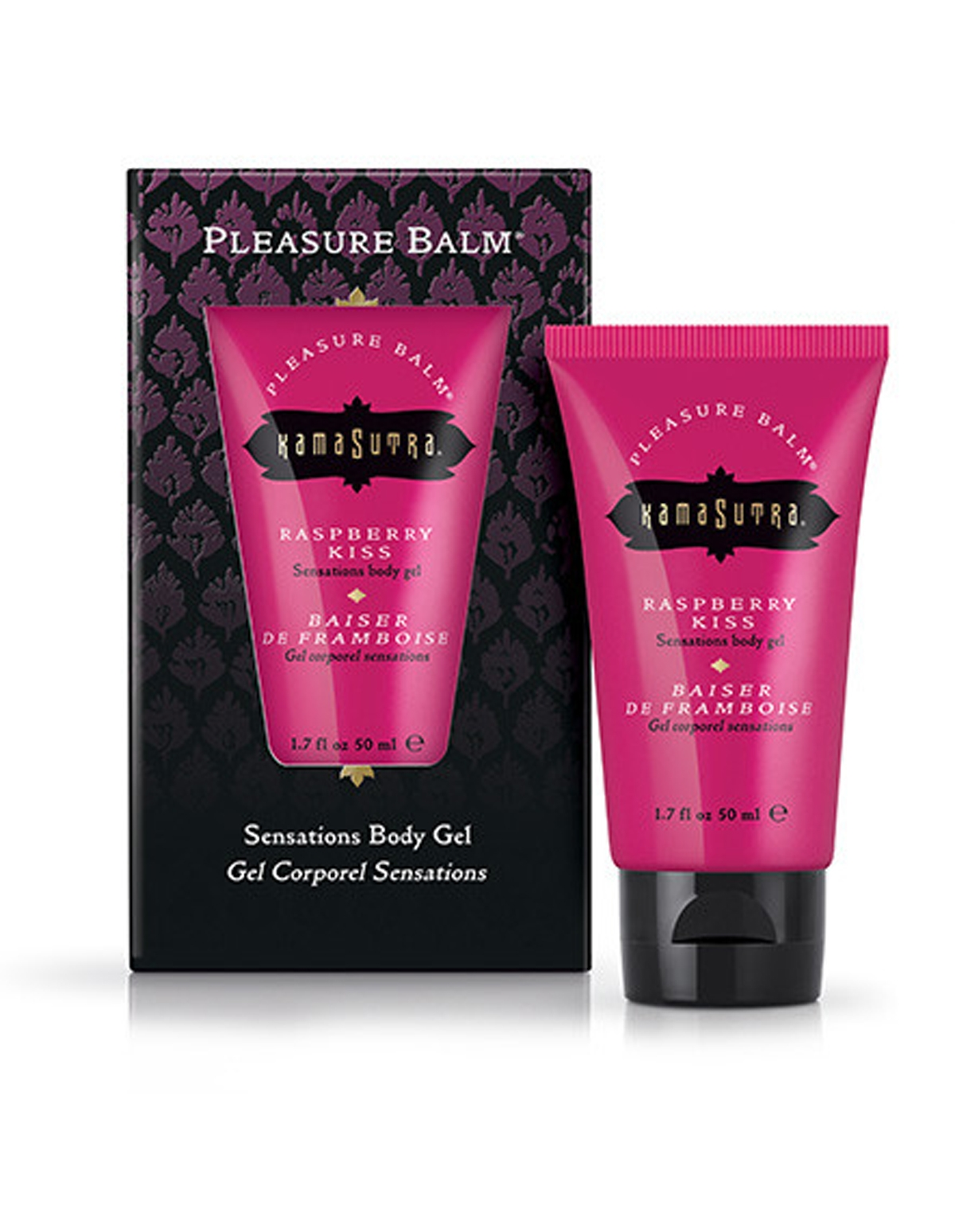 Pleasure Balm Sensations Raspberry Kiss