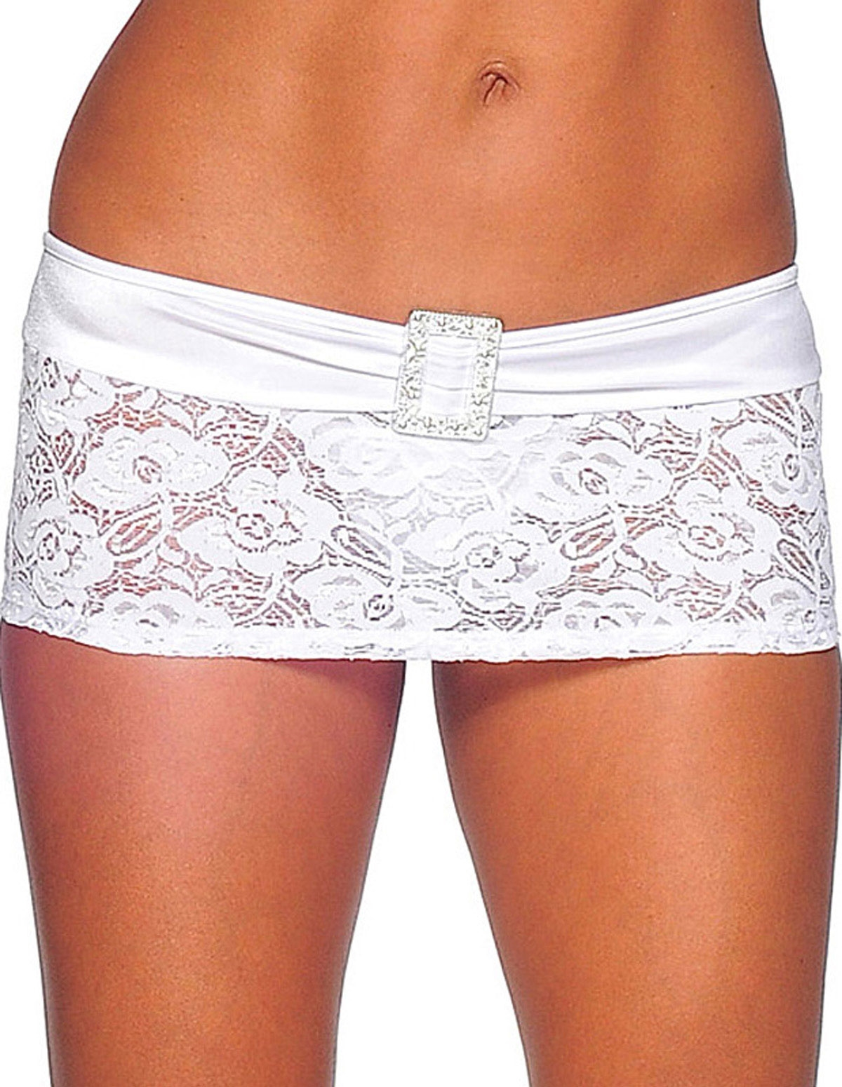 Lace Cowgirl Skirt