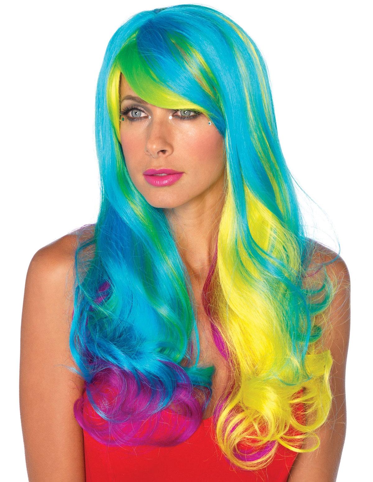Prism Long Wig