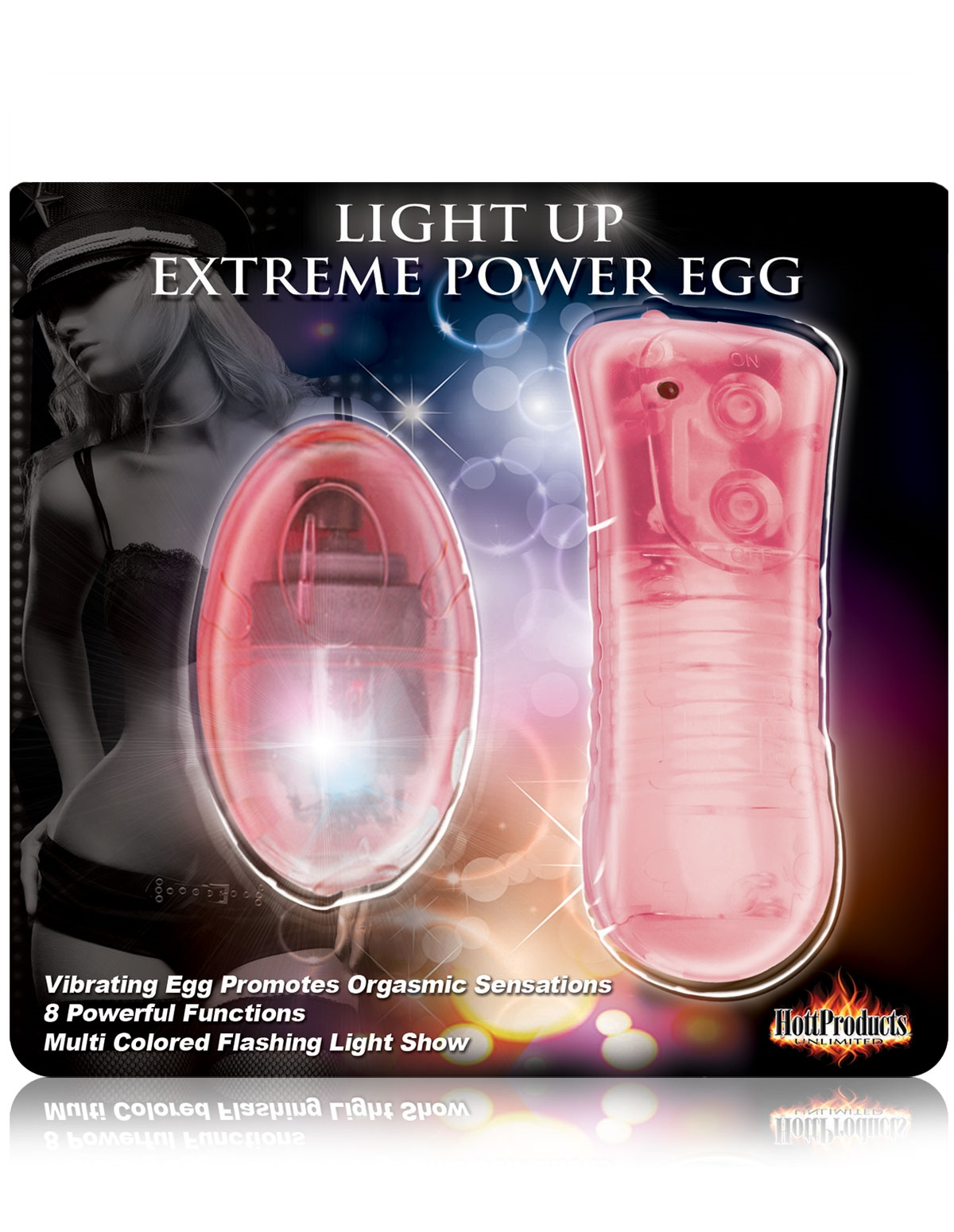 Light Up Power Egg