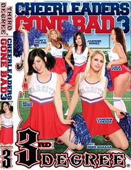 CHEERLEADERS GONE BAD 3 DVD