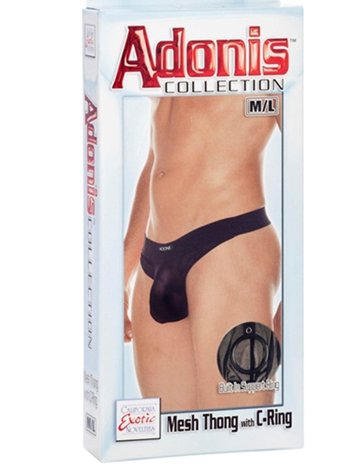 Adonis C-Ring Thong