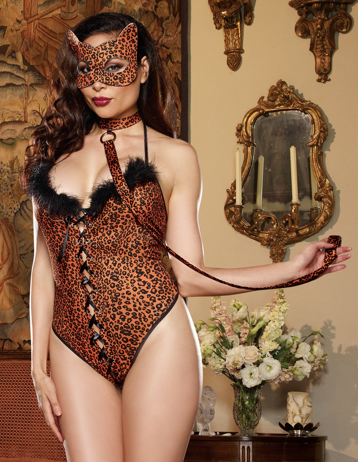 Cheeta-Luscious Costume - Plus