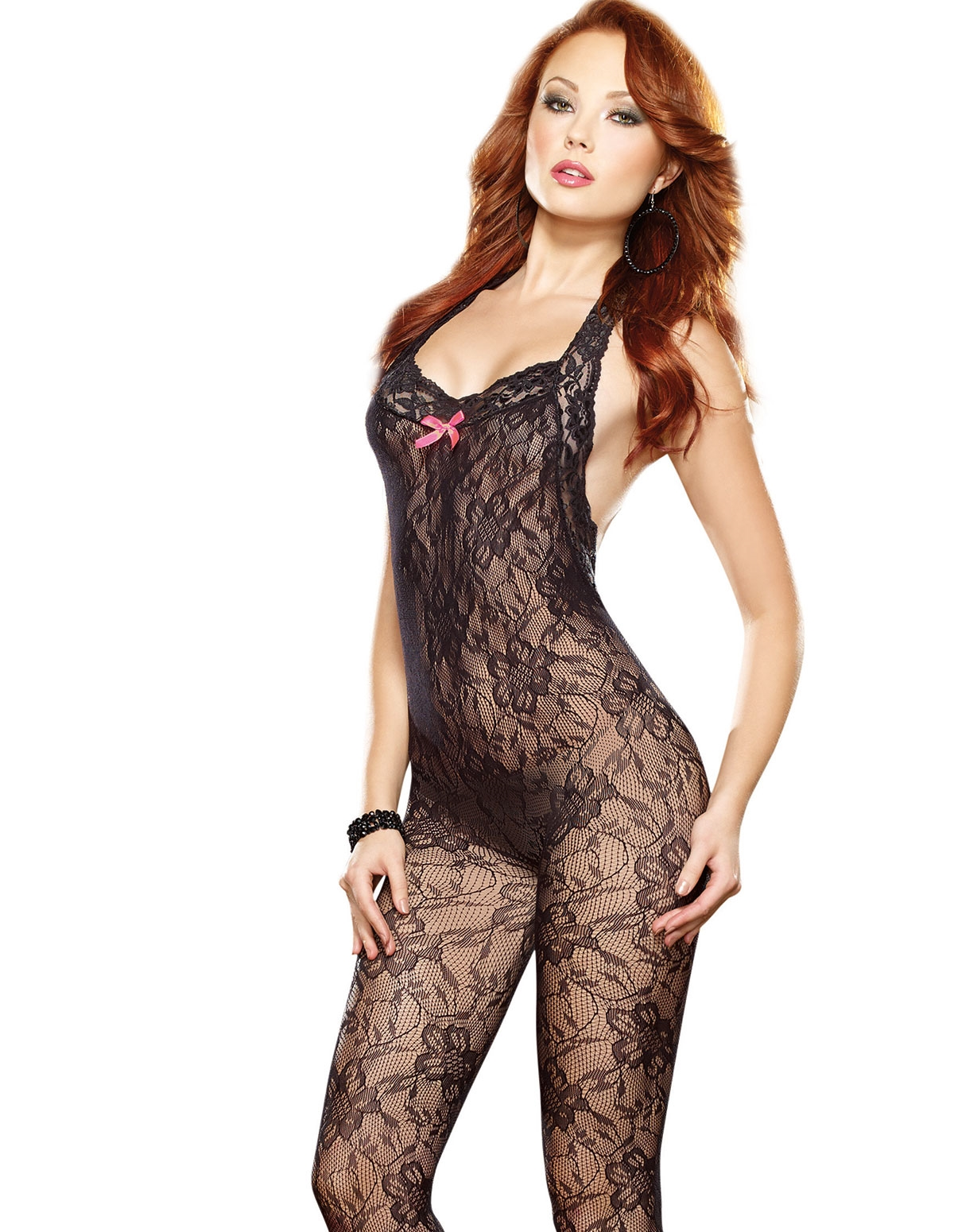Caspian Bodystocking