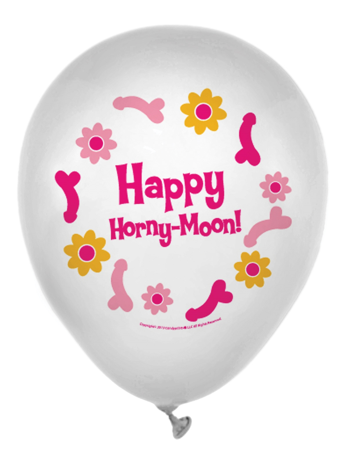 Floral Bachelorette Balloons
