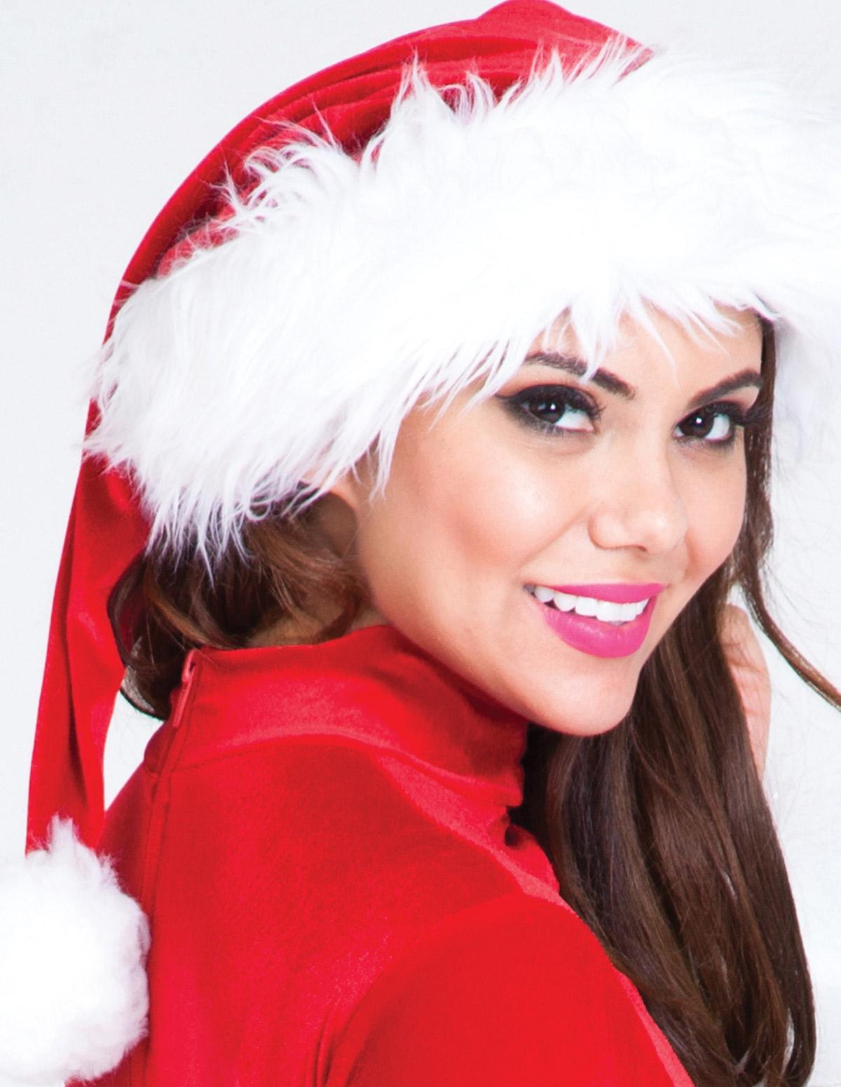 Diva Santa Hat