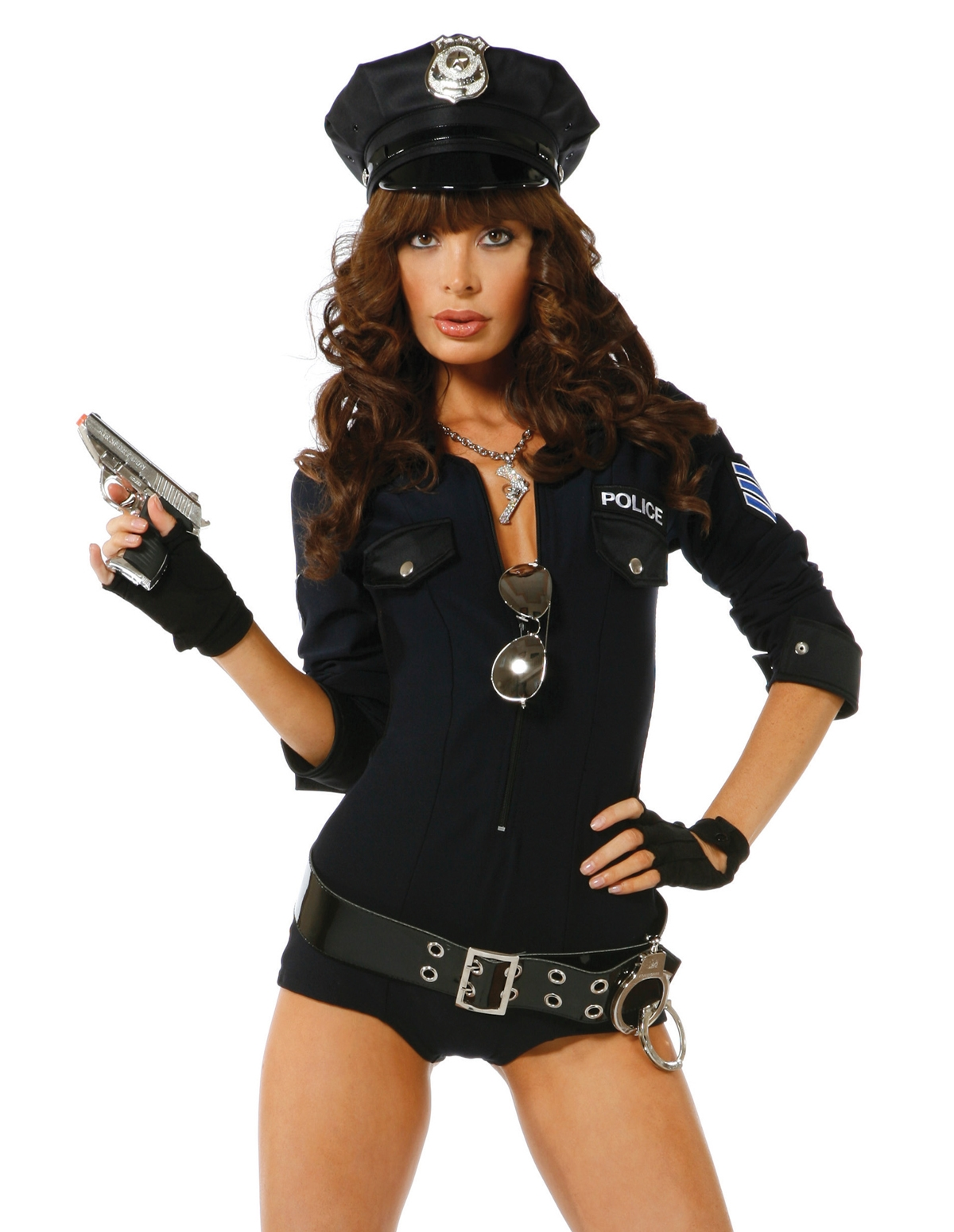 Power Police Costume