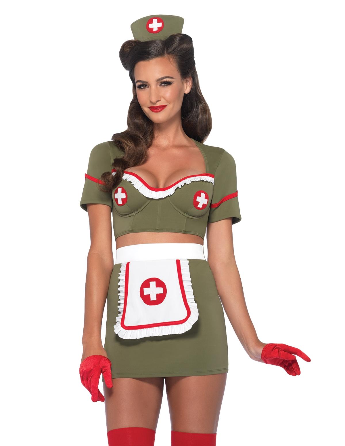 Army Nurse Costume