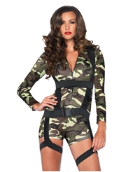 2PC COMMANDO COSTUME