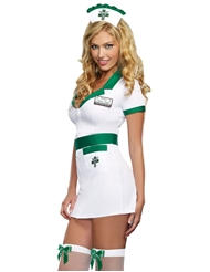 NURSE ANITA REEFER COSTUME