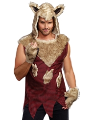BIG BAD WOLF COSTUME