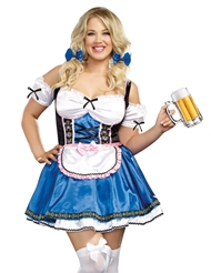 HAPPY NEW BEER COSTUME - PLUS