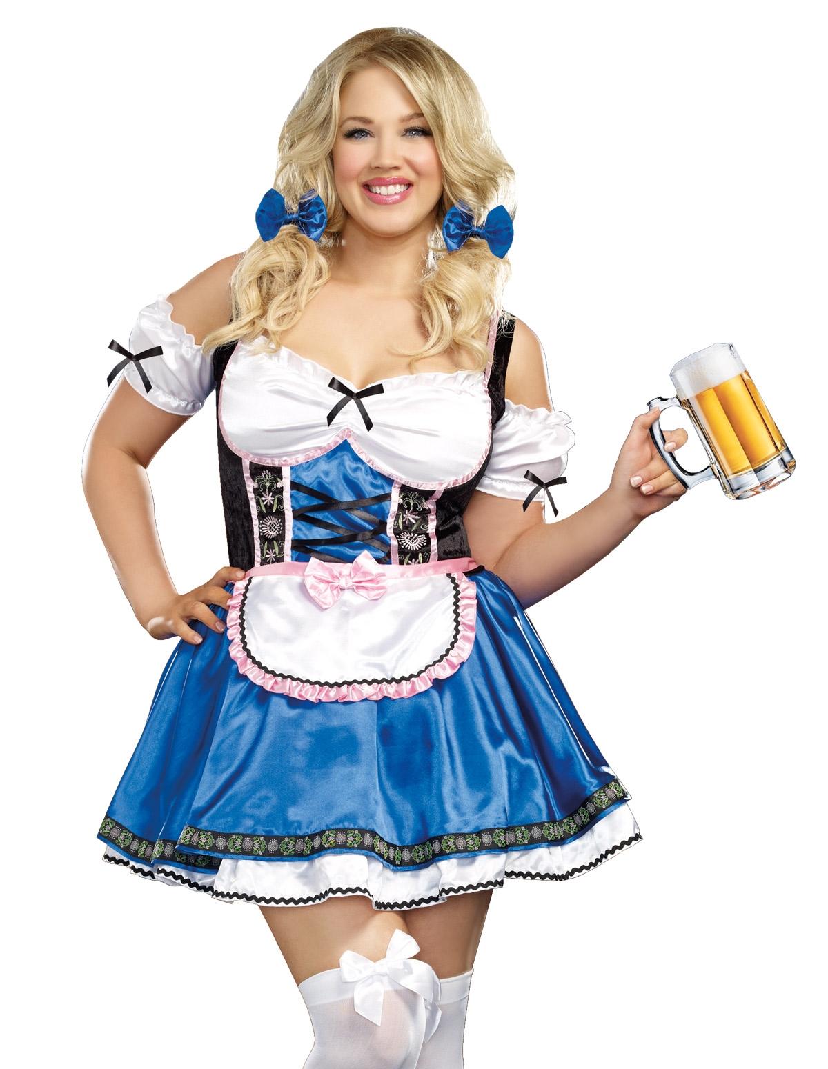 Happy New Beer Costume - Plus