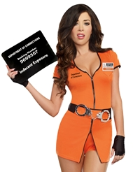LOCKED UP COSTUME