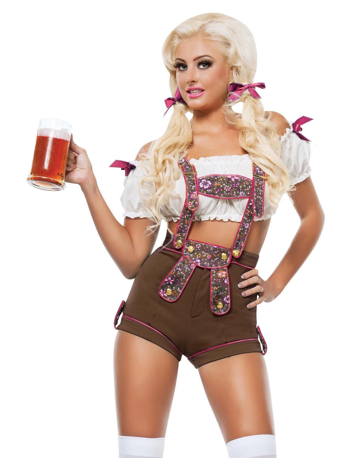 Miss Oktoberfest Costume