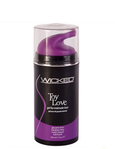 TOY LOVE WATERBASED LUBRICANT