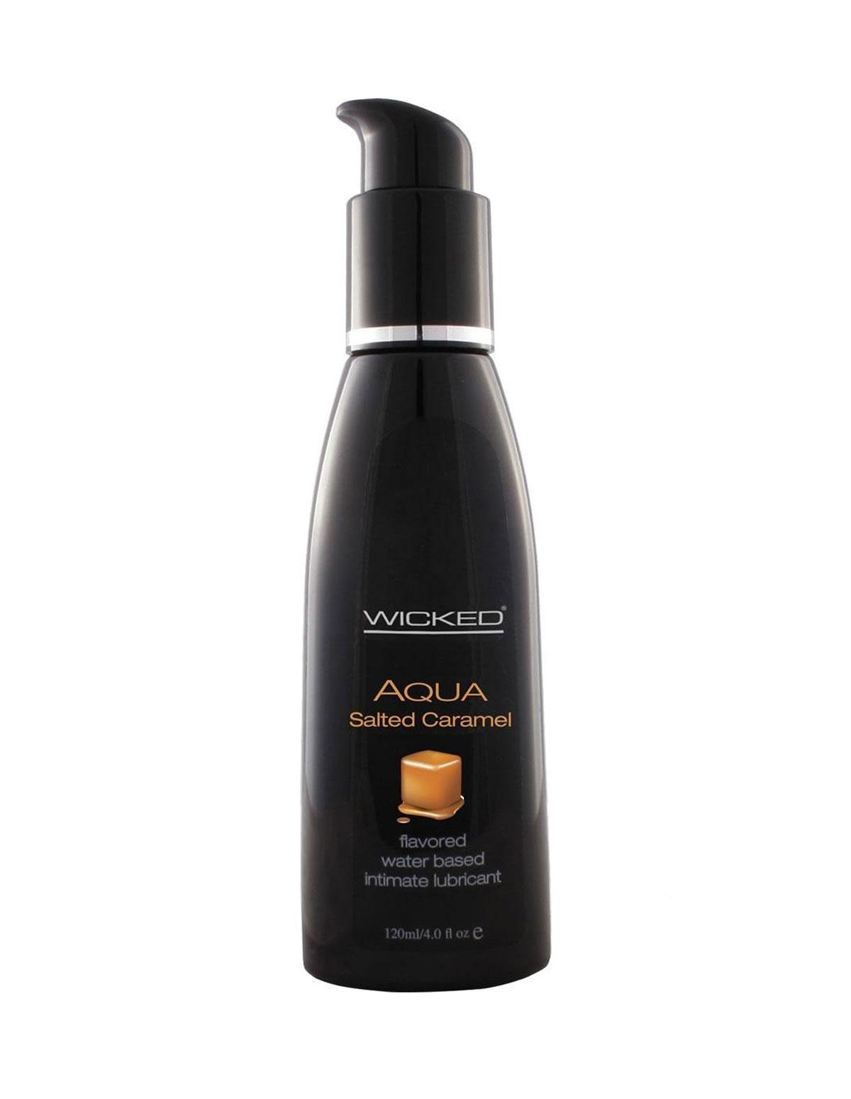 Aqua Salted Caramel Lubricant 4 Oz
