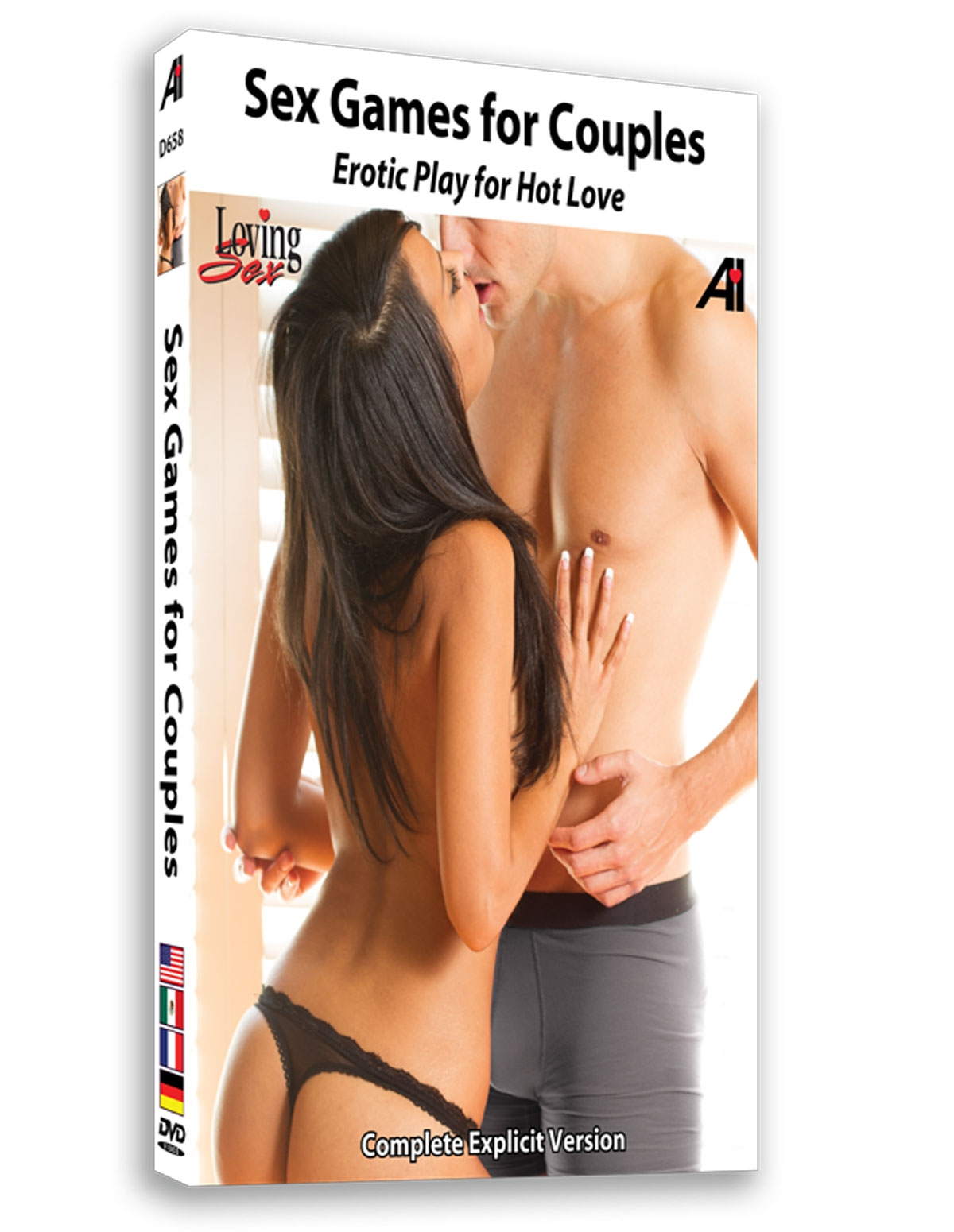 Sex Games For Couples Dvd