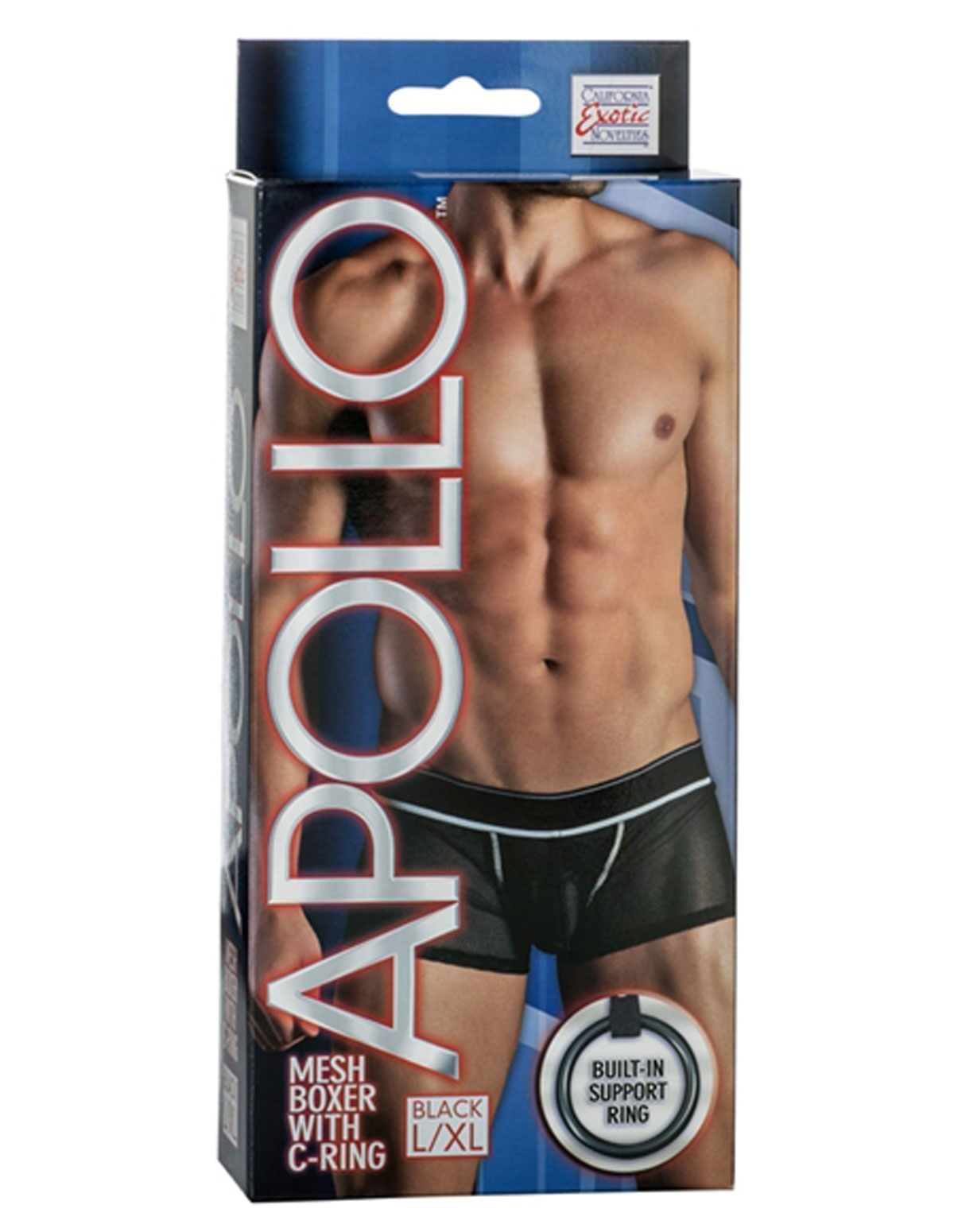 Apollo Mesh Boxer W/C-Ring