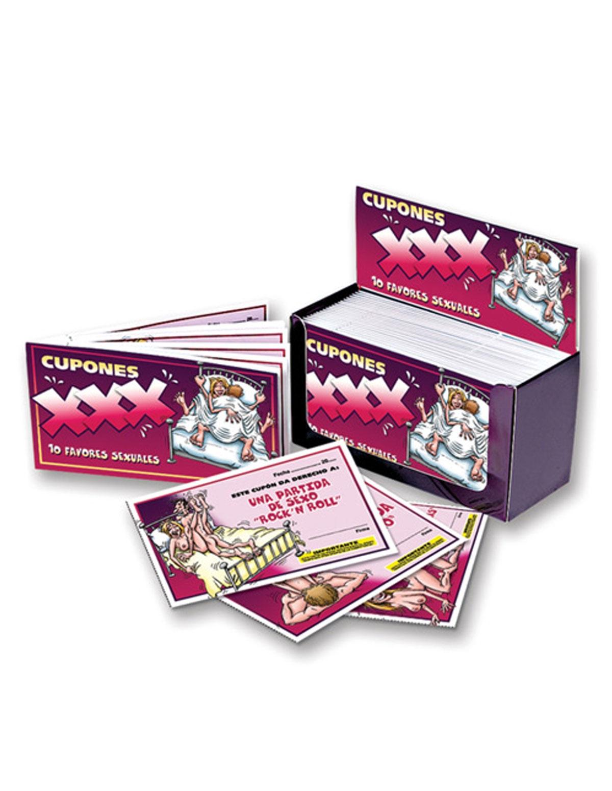 Cupones Xxx Game
