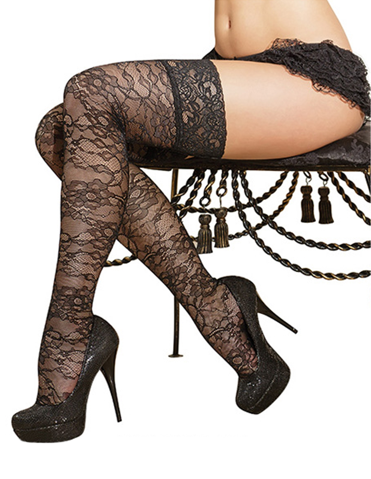 All Lace Stocking