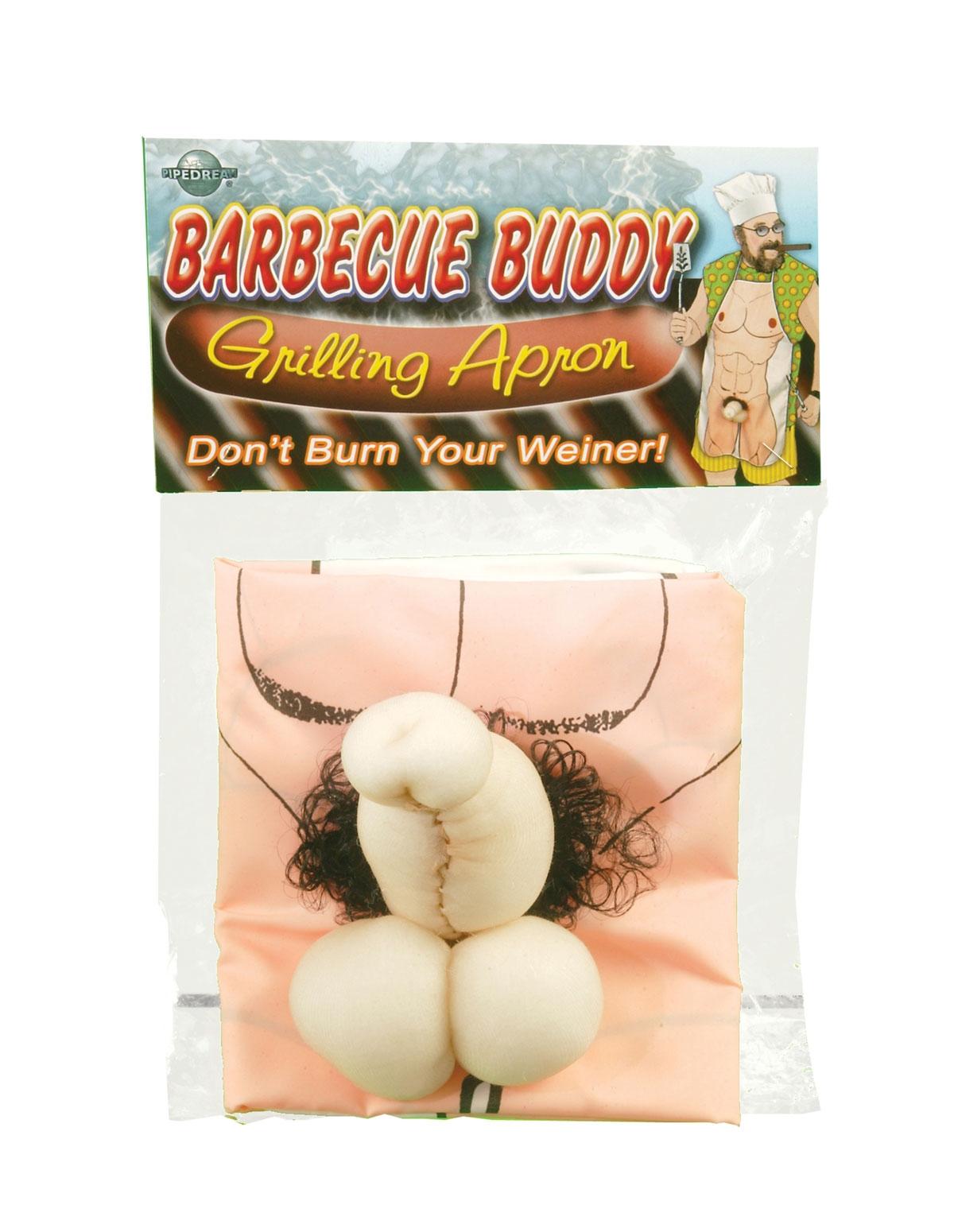 Bbq Buddy Apron