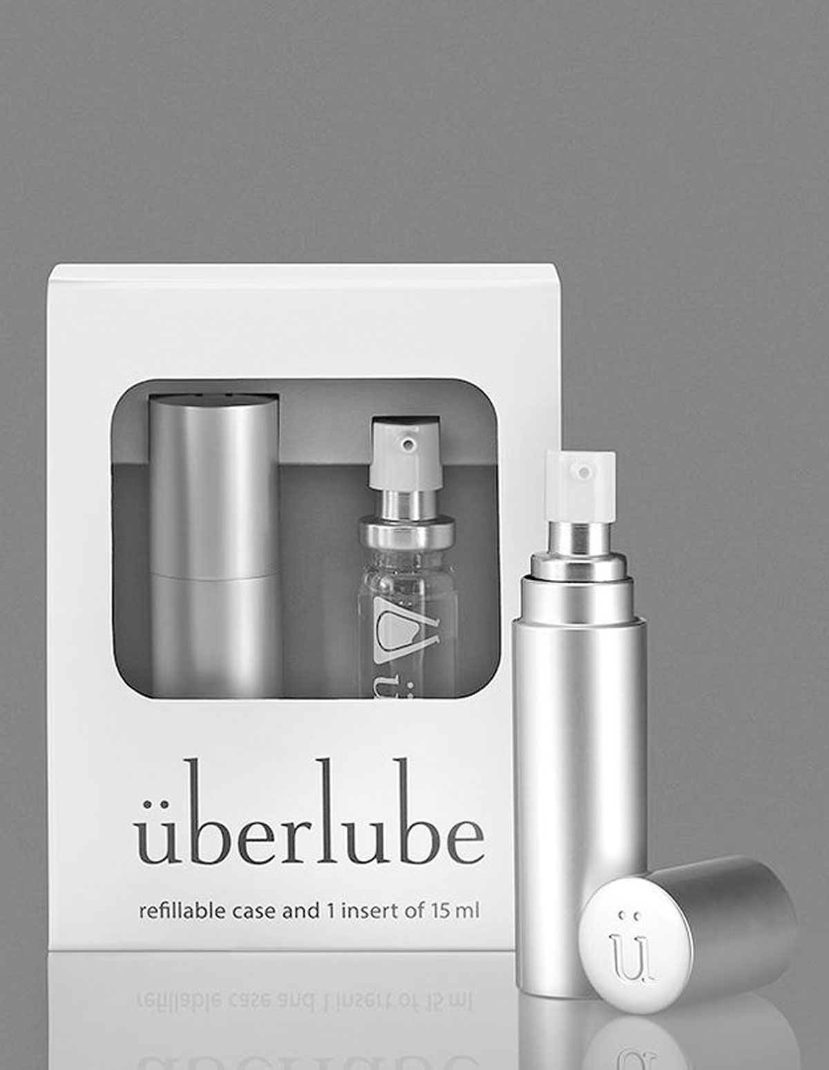 Uberlube Good To Go Silver