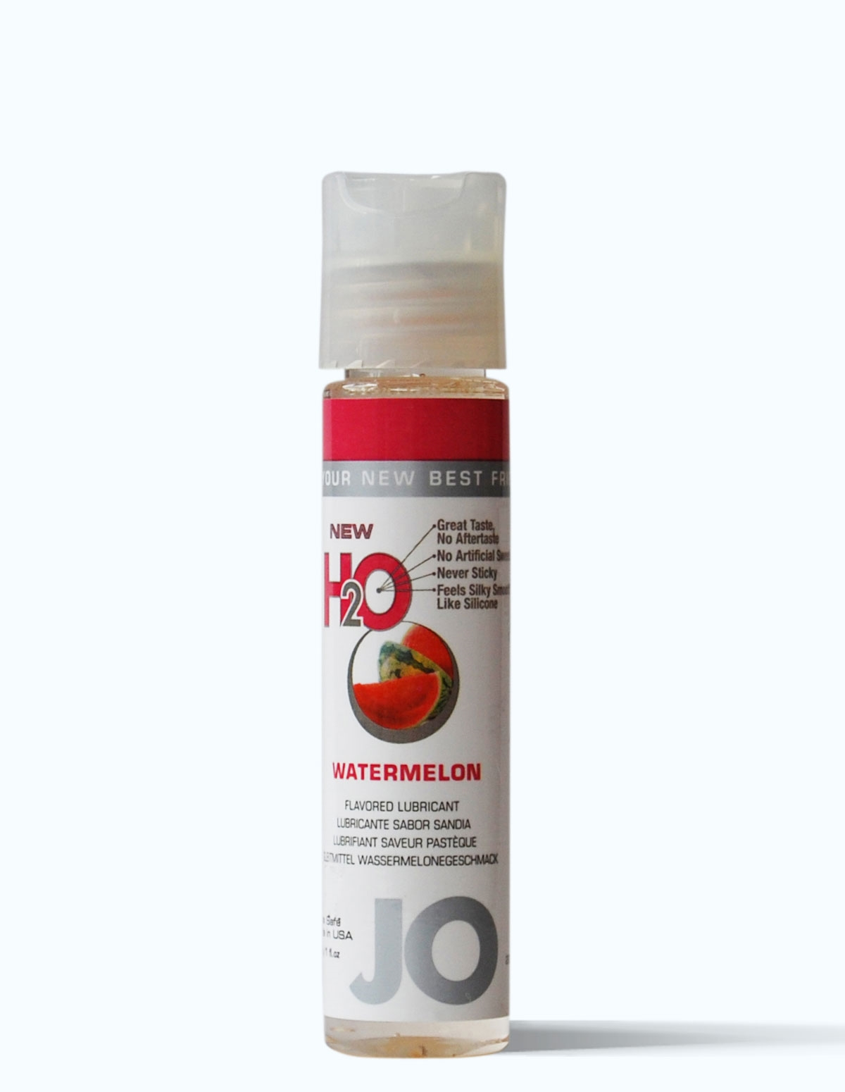 Jo H2o Flavored Lube Watermelon 1 Oz