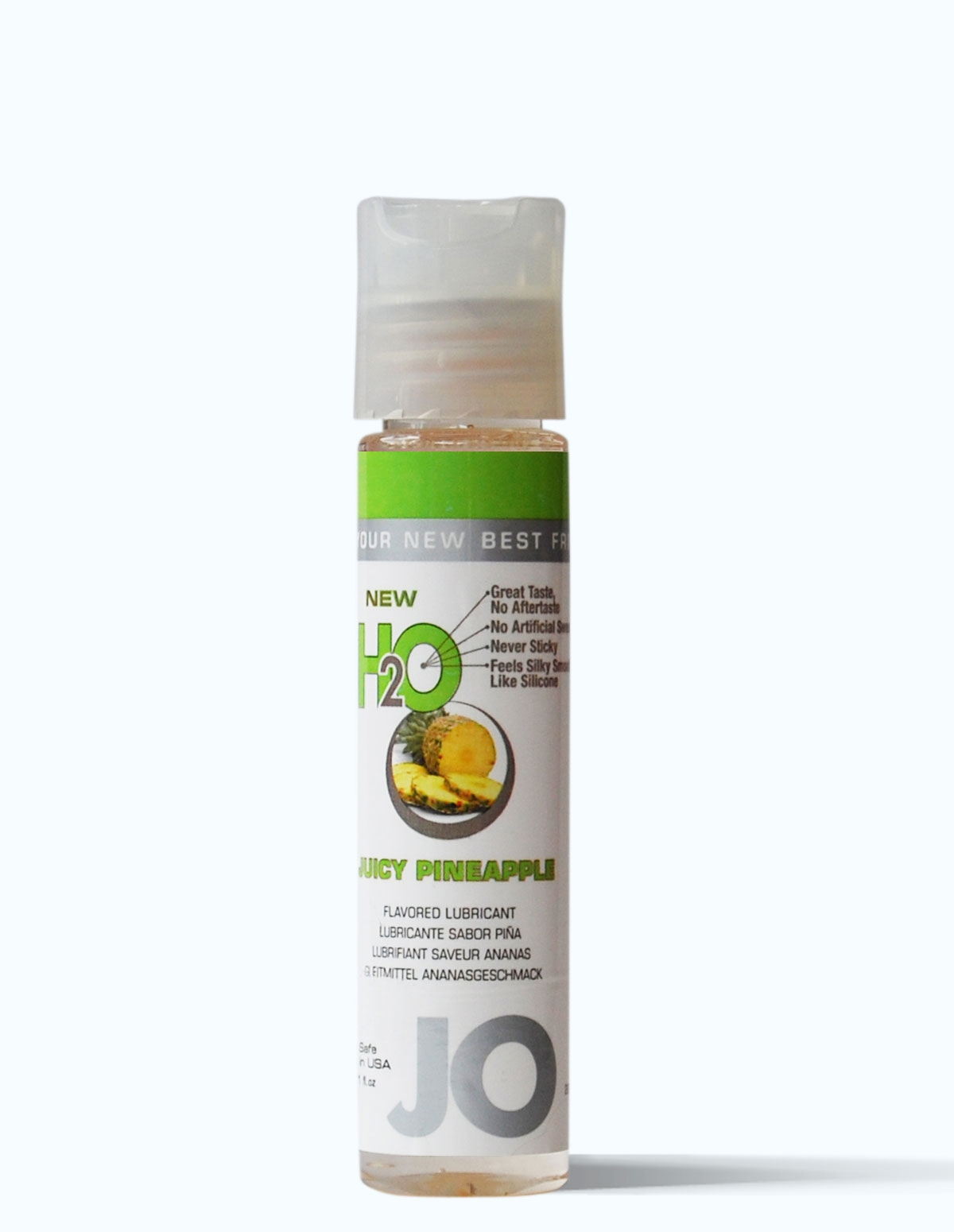 Jo H2o Flavored Lube Juicy Pineapple 1 Oz