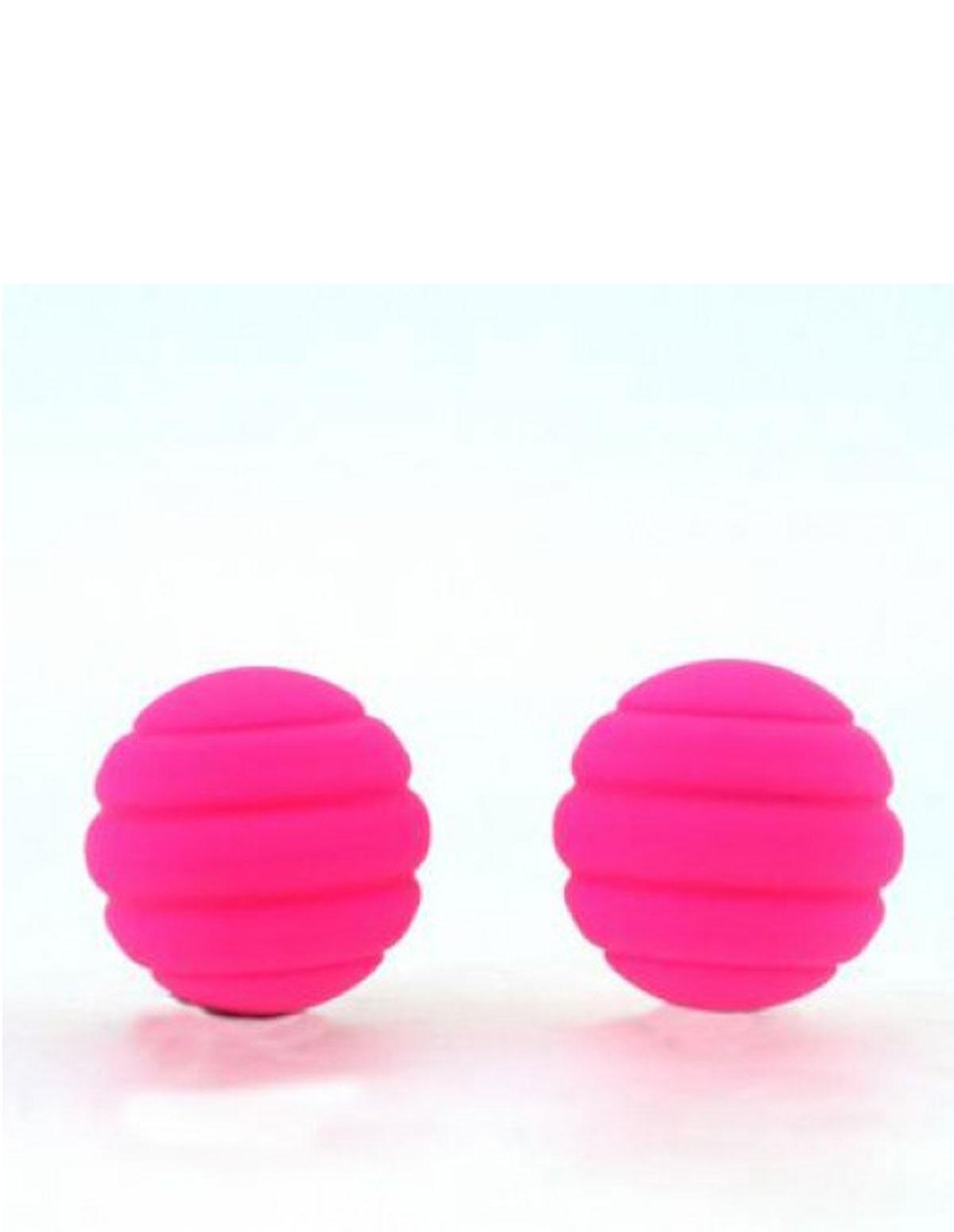Maia Twistty Silicone Balls