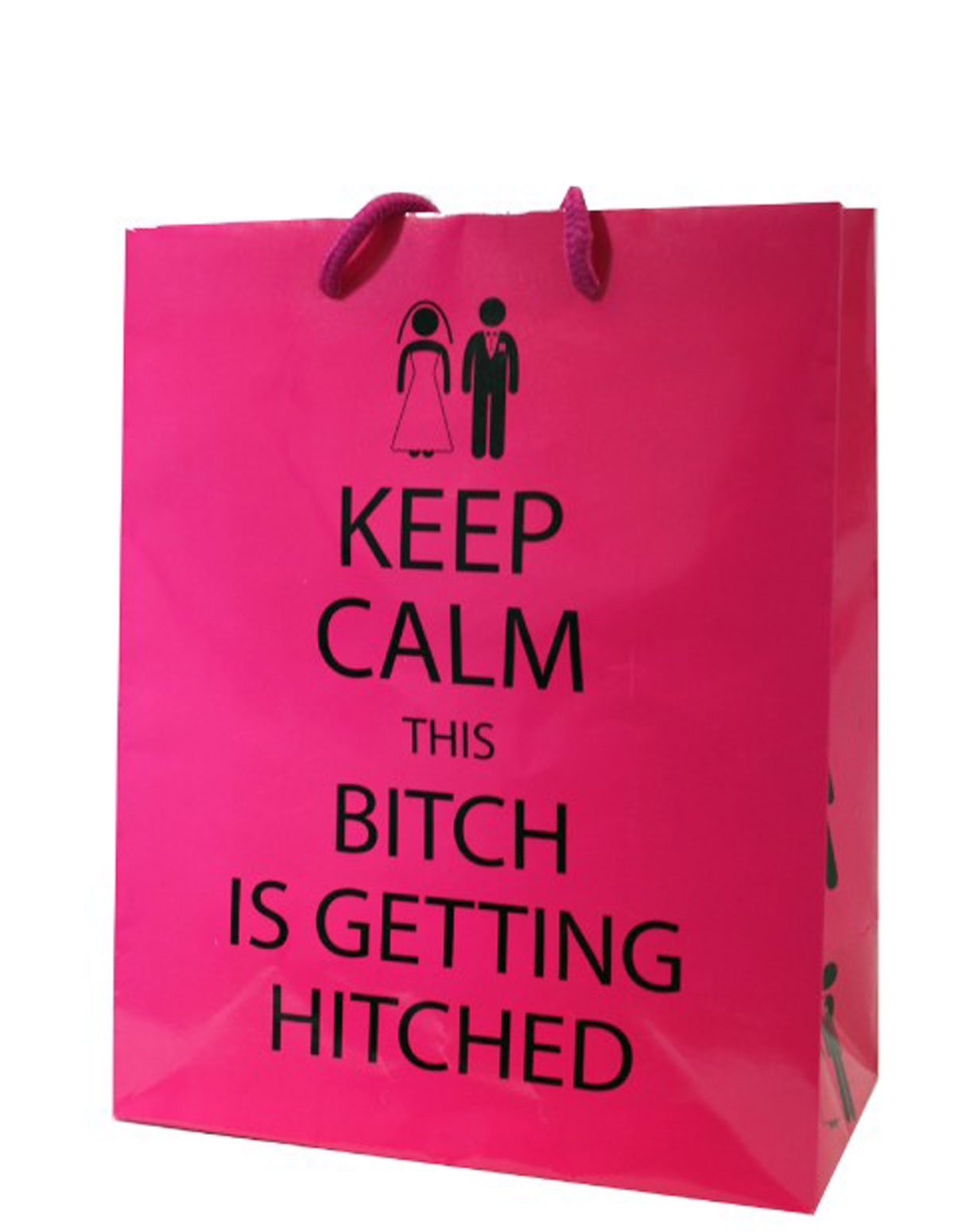 The Bitch Is Getting Hitched Gift Bag