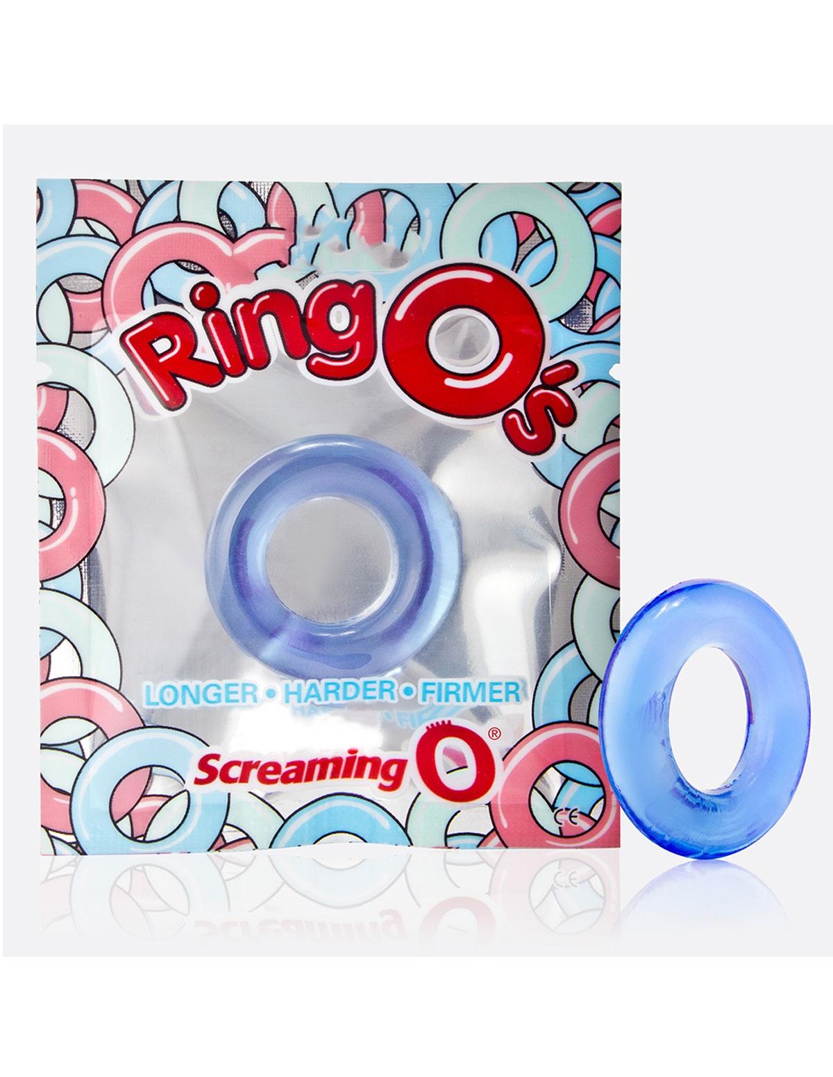 Screaming Ring O Cock Ring