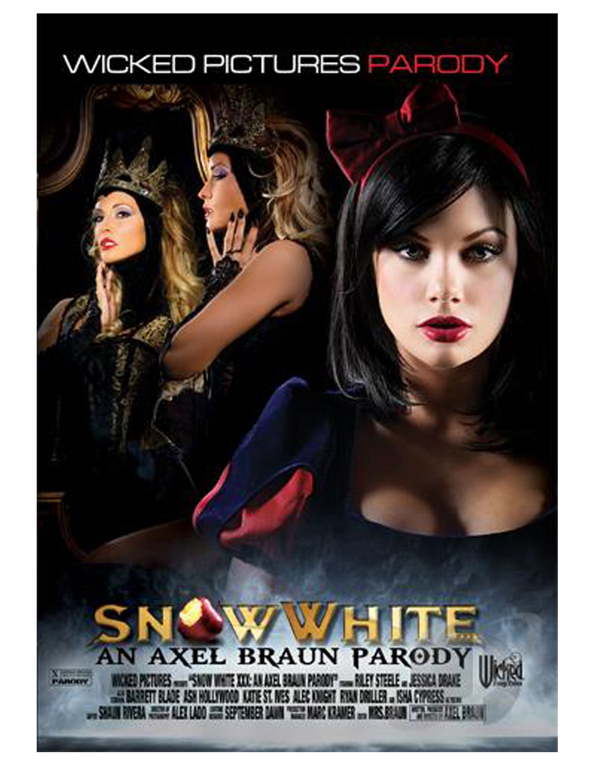 Snow White Xxx Dvd