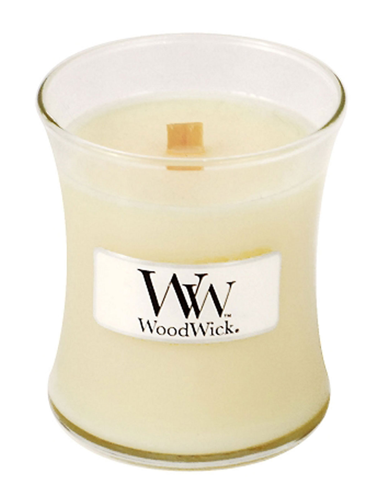 Vanilla Bean Mini Woodwick Candle