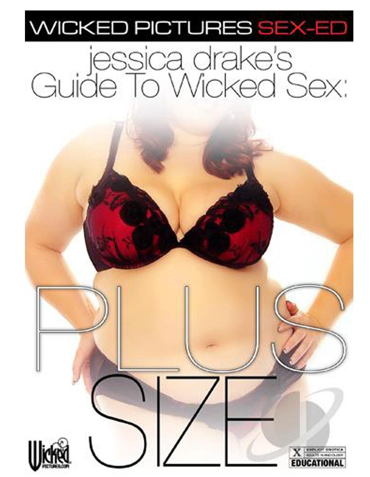 Jessica Drake Plus Size Dvd