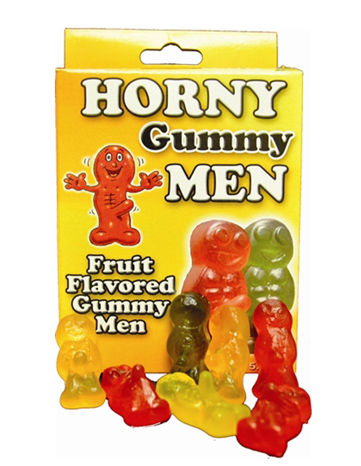 Horny Gummy Men Candies