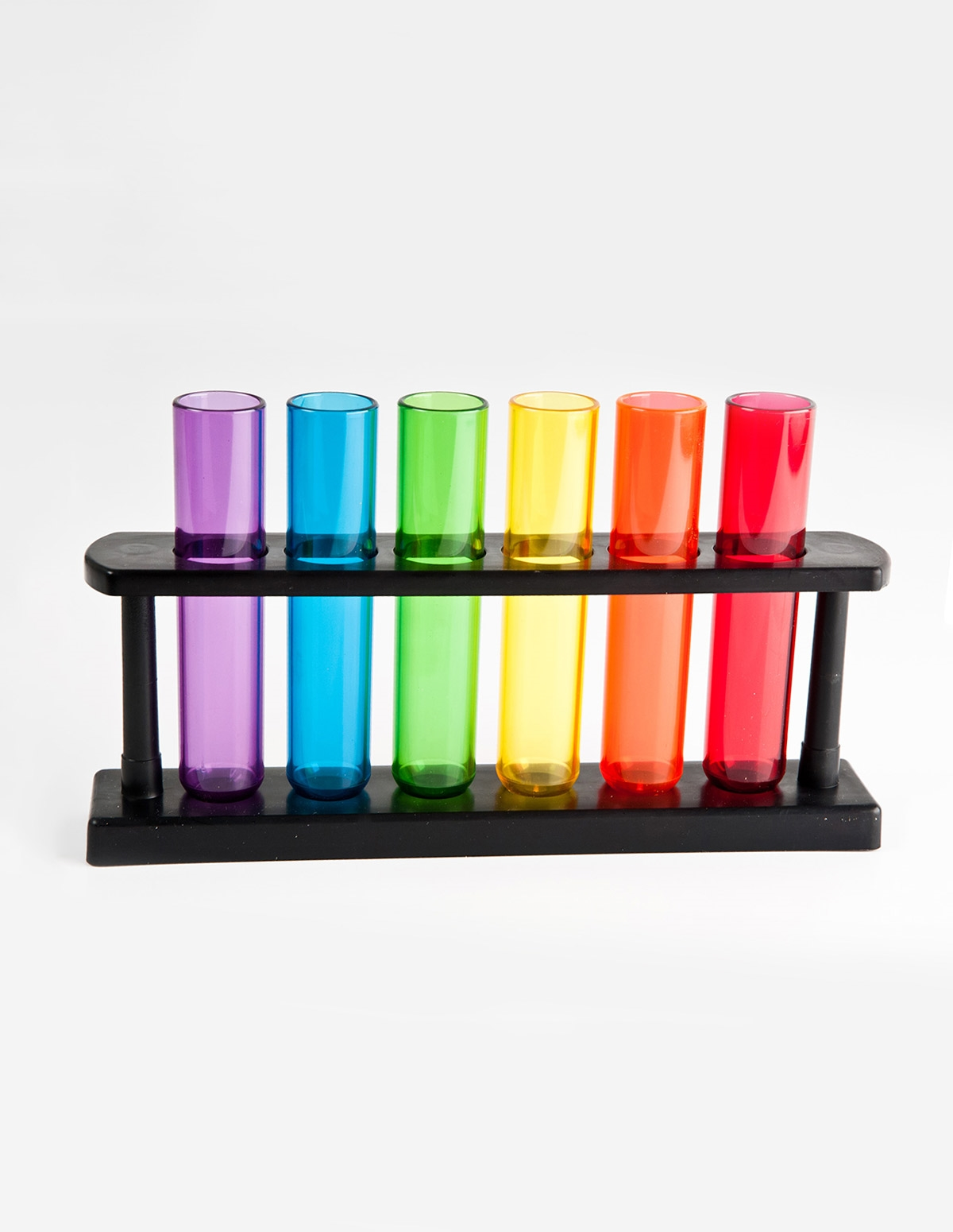 Test Tube Shooters And Rack