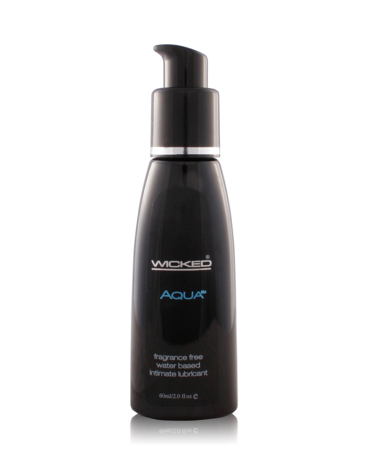 Aqua Waterbased Lubricant 2 Oz