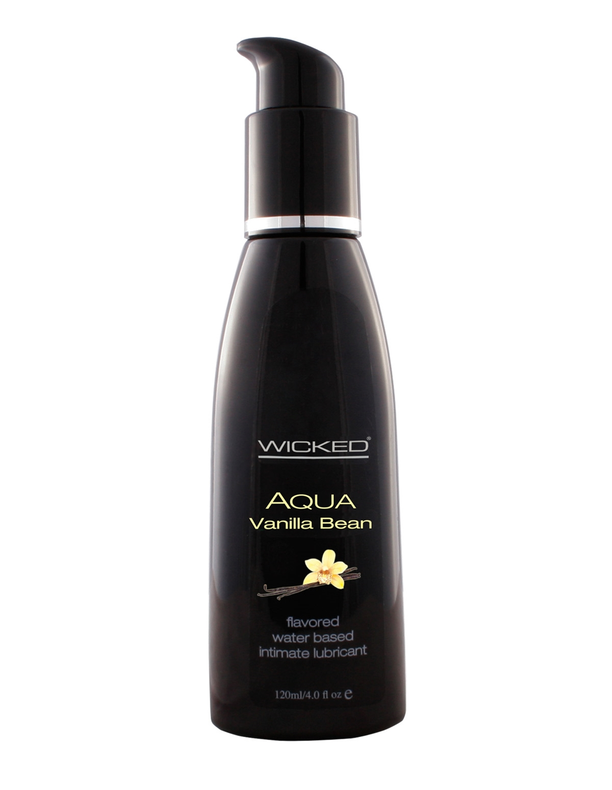 Aqua Vanilla Bean Lubricant