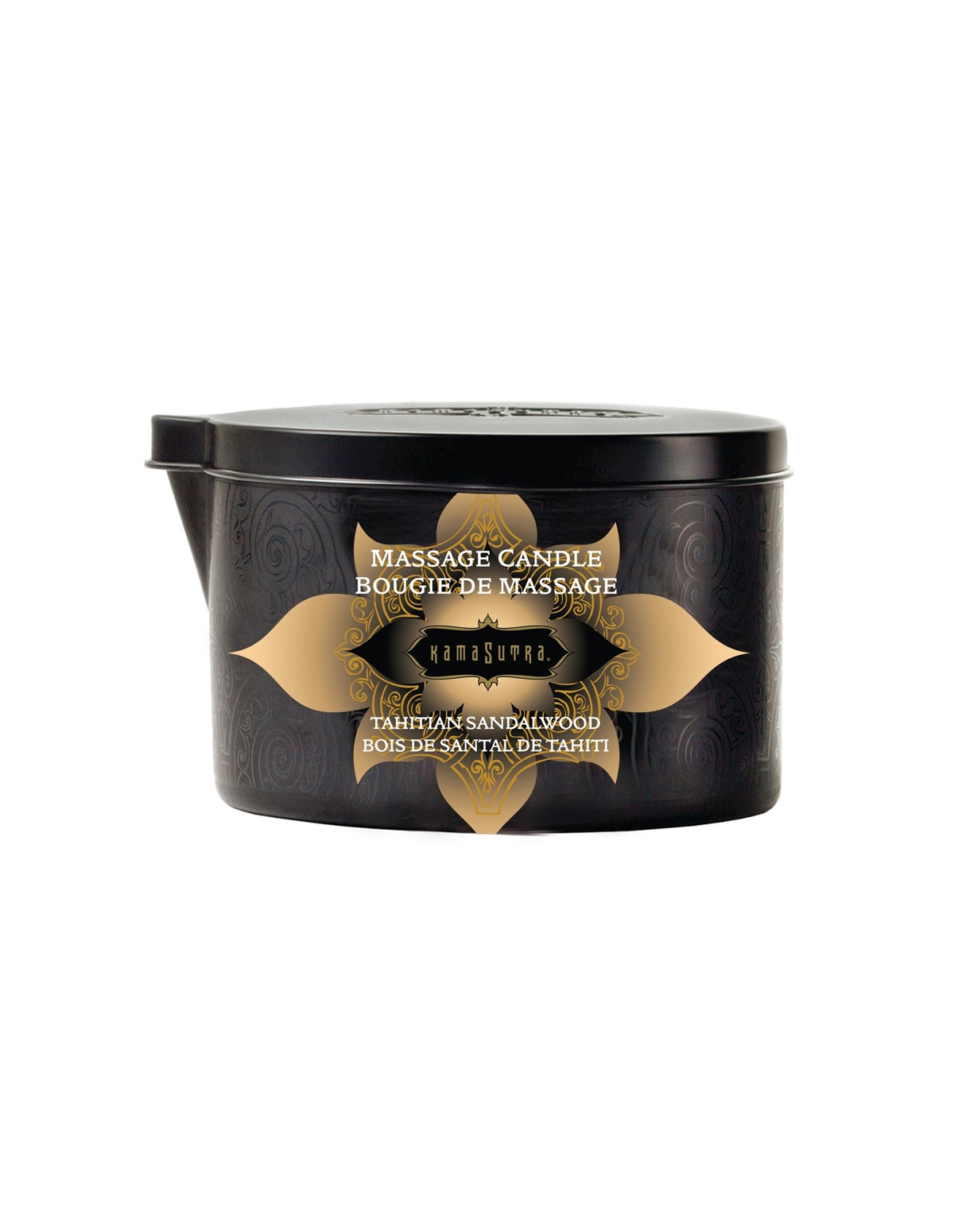 Tahitian Sandalwood Massage Candle