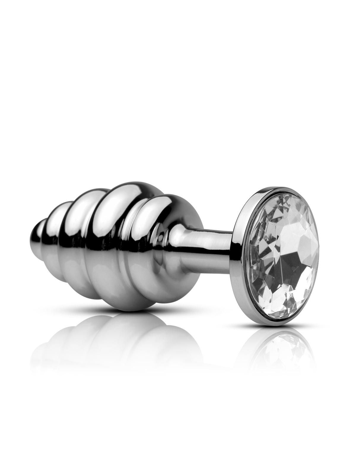 Metal Worx Small Butt Plug