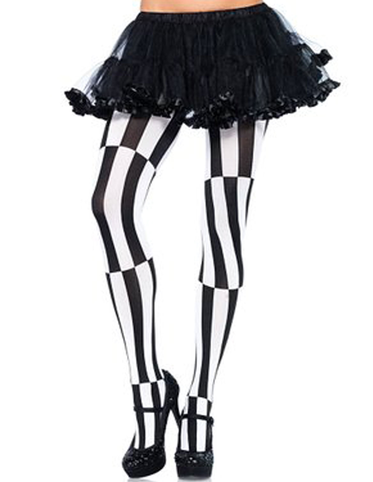Optical Illusion Tights