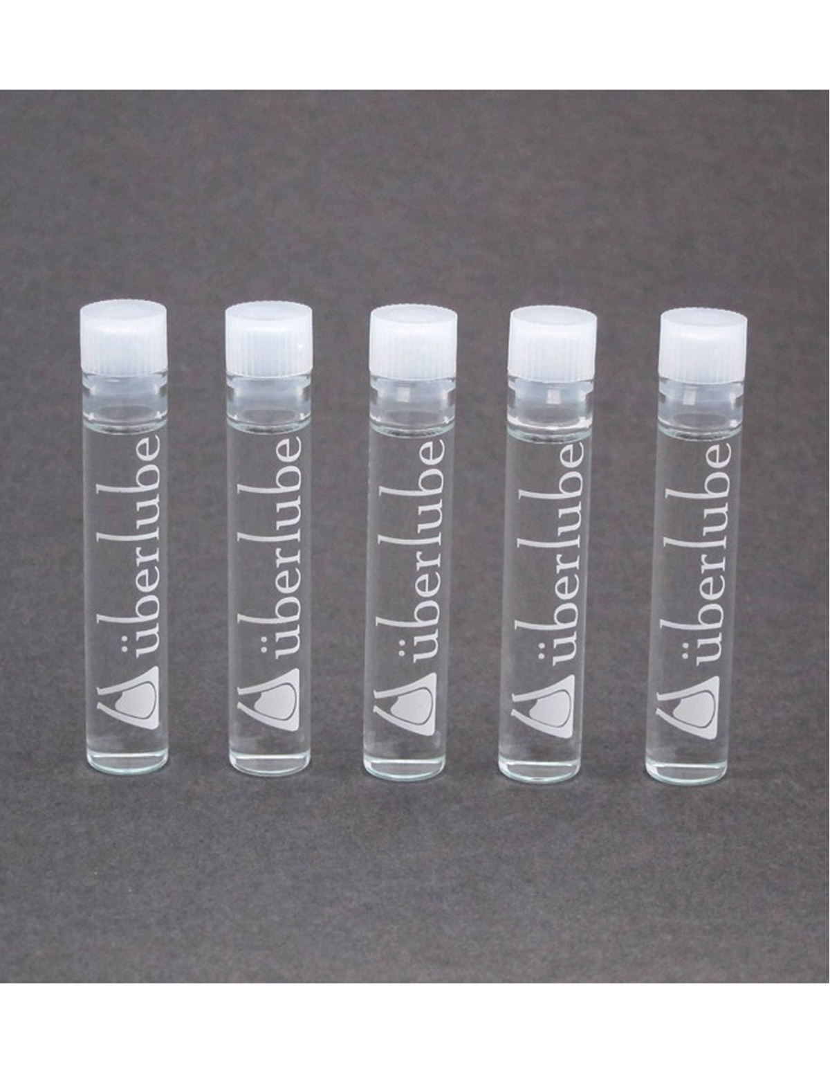 Uberlube Glass Vials Lubricant